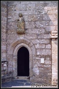 Saint-Jacques Pélerin (Chapelle Saint-Jacques, Saint-Léon, 2003)