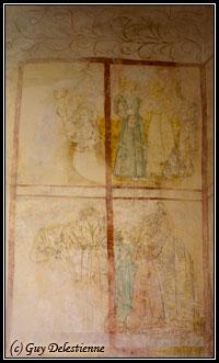 (Eglise Saint-Gal, Langast 2005)