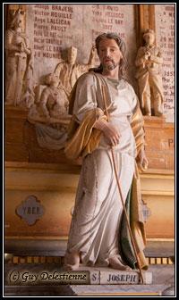 Saint Joseph (Eglise Saint-Gal, Langast 2005)