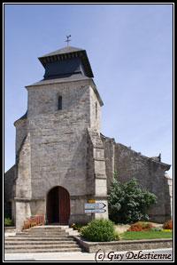 Eglise de Saint-Gal, Langast 2005