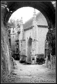 Sainte-Barbe (Faouet, 2006)