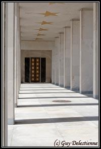 Passage couvert (Henri-Chapelle, Hombourg, 2007)