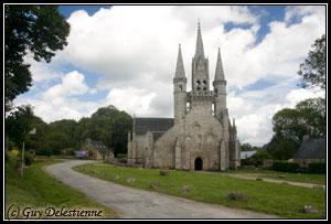 Chapelle Saint-Fiacre (Faouet, 2007)