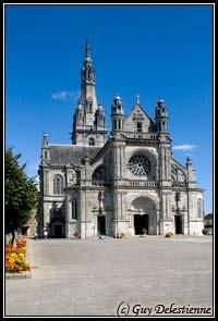Basilique (Sanctuaire, Sainte-Anne d'Auray, 2007)