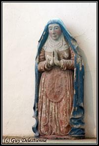 Sainte Elisabeth (Chapelle Saint-Fiacre, Faouet, 2008)
