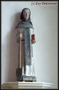 Saint-Fiacre, (Chapelle Saint-Fiacre, Faouet, 2008)