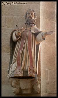 (Chapelle Sainte-Barbe, Faouet, 2008)