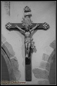 Crucifix (Eglise Saint-Gérand, Cléguer, 2009)