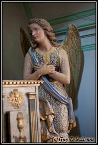 Ange (Eglise Saint-Gérand, Cléguer, 2009)