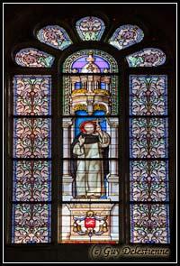 Vitrail (Basilique, Sainte-Anne d'Auray, 2009)
