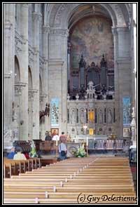Vue générale (Basilique, Sainte-Anne d'Auray, 2009)