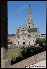Basilique (Sanctuaire, Sainte_Anne d'Auray, 2009)