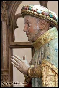 Duc de Bretagne (Chapelle Saint-Fiacre, Faouet, 2010)