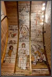 Lambris 15éme (Notre-Dame des Carmes, Neuillac, 2011)