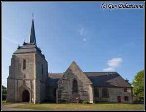 Notre-Dame des Carmes (Neulliac, 2011)